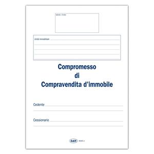 Locazione compromesso compravendita d 39 immobile fascicolo for Compromesso di compravendita