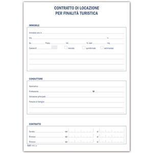 Prodotto 8568c0000 locazione contratto di locazione for Contratto di locazione
